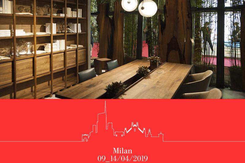 Milano Salone del Mobile 2019