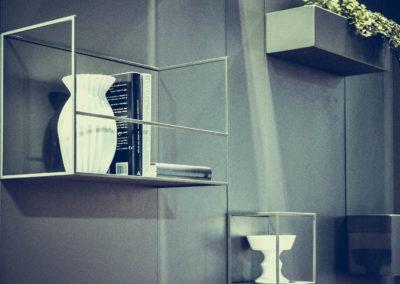 Caddy Libreria Magnetica by Ronda Design