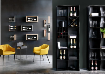 Magnetika Wine Bar by Ronda Design